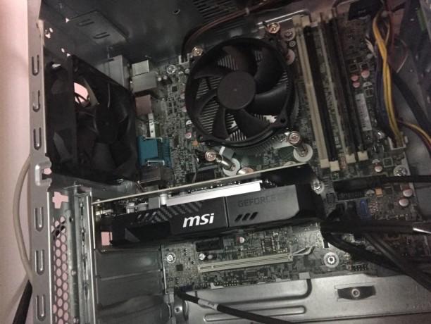 Pc gamer GTX 1650 core i5 photo 2