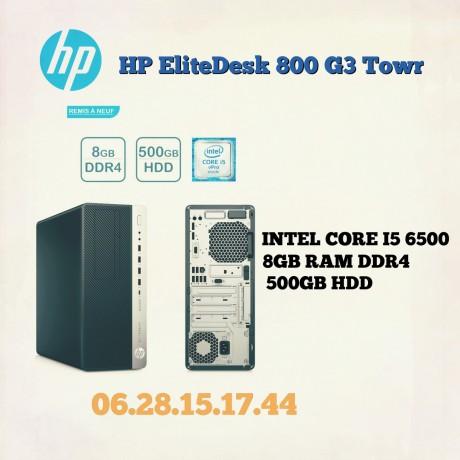 Hp Elitedesk 800 G3 core i5 6500 photo 2