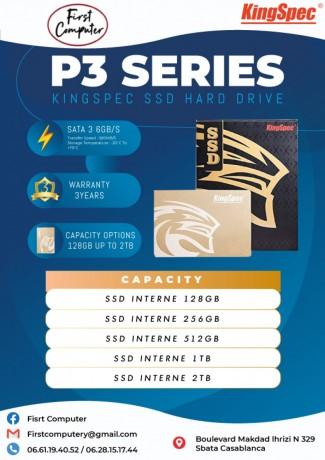 Diskdur SSD Kingspec 128GB SSD photo 1