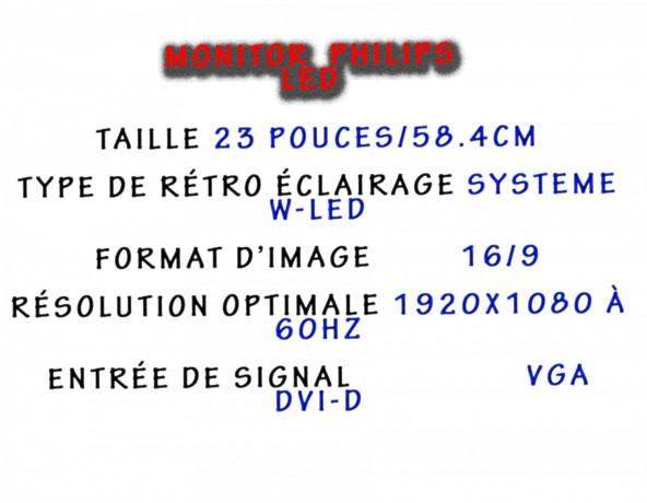 Monitor PHILIPS LED photo 0