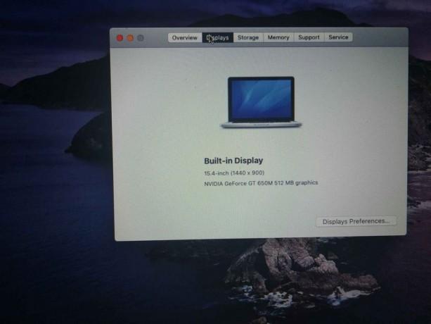 Macbook pro mid-2012 i7 15' photo 6