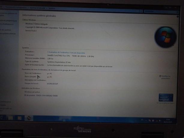 PC Fujitsu photo 0