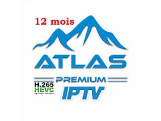 IPTV abonnement 12mois