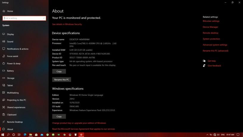 Lenovo thinkpad T440p a vendre ( en bonne ètat). photo 1