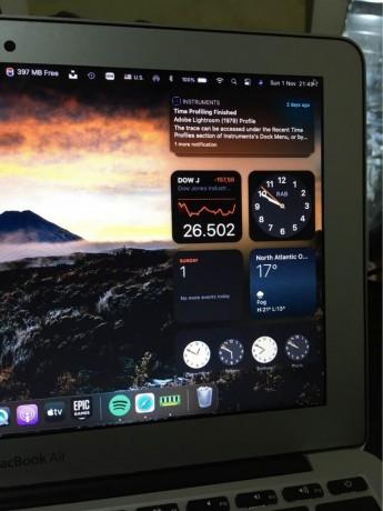 Macbook Air 11-inch 2013 photo 1
