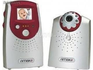 Vente cam surveillance pour bebe neuf.
