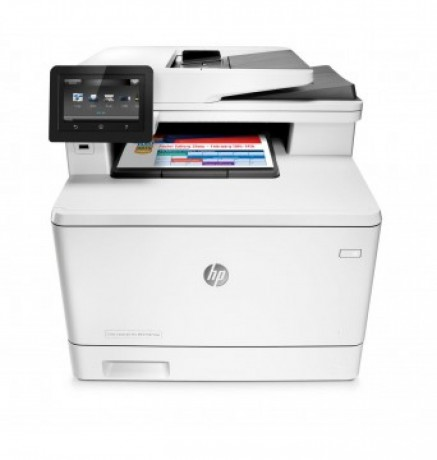 Hp Imprimantes multifonction HP LaserJet Pro m477 photo 0
