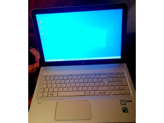 Hp envy notebook i7