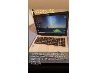 PC ASUS Core i3 4éme Gén 2400 Dh