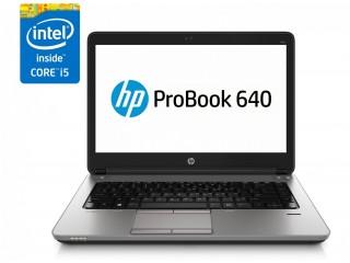 PC PORTABLE HP PROBOOK 640 G1 CORE I5 4ÉME GÉNÉRAT