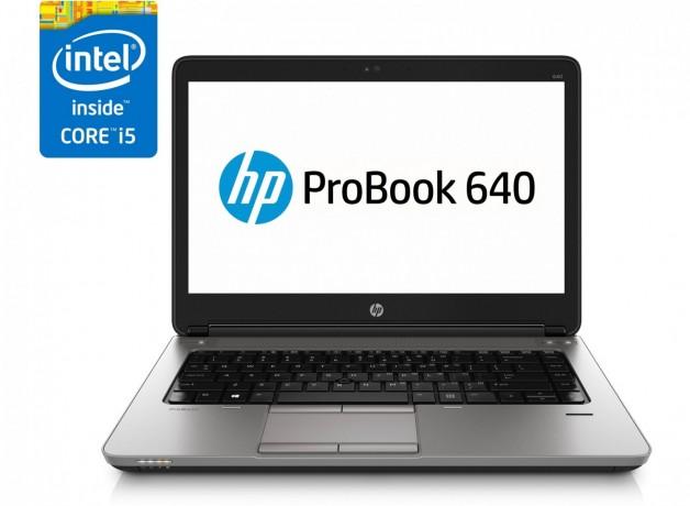 PC PORTABLE HP PROBOOK 640 G1 CORE I5 4ÉME GÉNÉRAT photo 0
